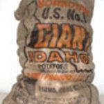 Burlap Corn Bags