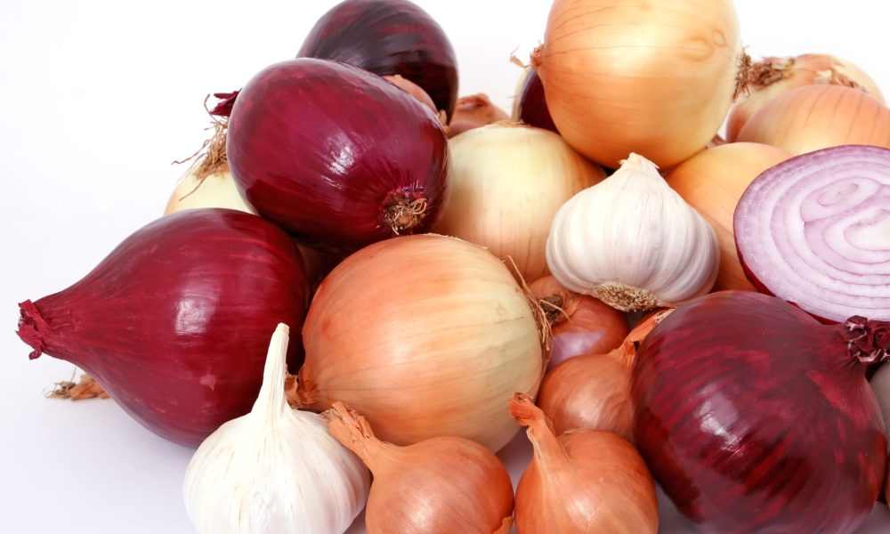 Onion Bag Header